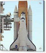 Atlantis Space Shuttle Acrylic Print
