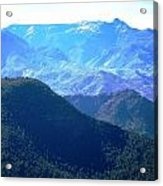 Atlas Mountains 13 Acrylic Print