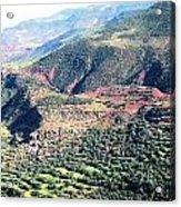 Atlas Mountains 4 Acrylic Print