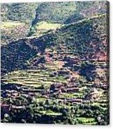 Atlas Mountains 5 Acrylic Print