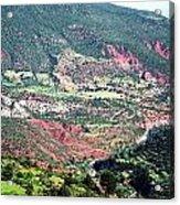 Atlas Mountains 6 Acrylic Print