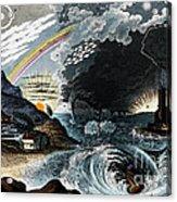 Atmospheric Effects 1846 Acrylic Print