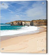 Australian Beach Acrylic Print