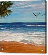 Bahama Breeze Acrylic Print