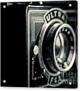 Bakelite Vintage Camera Acrylic Print