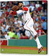 Baltimore Orioles V Boston Red Sox 1 Acrylic Print