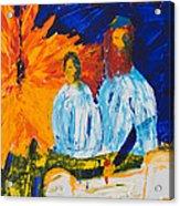 Bar Mitzvah Acrylic Print