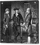 Baron De Kalb (1721-1780) Acrylic Print