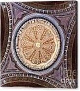 Baroque Church Cupola Dome Acrylic Print