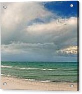 Beach Prerow Acrylic Print