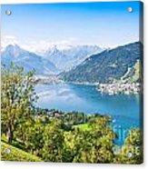 Beautiful Austria Acrylic Print
