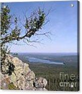 Beautiful Mountain Landscape  Acrylic Print