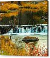Beautiful Water Acrylic Print