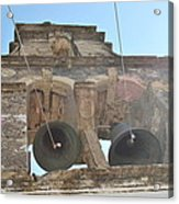 Bell Tower 1584 Acrylic Print