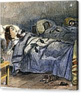 Bellevue Hospital, 1860 Acrylic Print