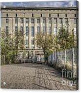 Berghain Club In Berlin Acrylic Print