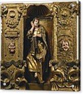 Berruguete, Alonso 1480-1561 Acrylic Print
