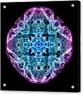 Beta Brainwave Acrylic Print