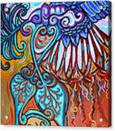 Bird Heart I Acrylic Print