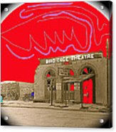 Birdcage Theater Number 2 Tombstone Arizona C.1934-2009 Acrylic Print