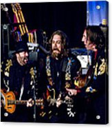 Blackie And The Rodeo Kings Acrylic Print