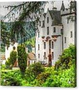 Blair Castle Acrylic Print