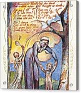 Blake: Songs Of Experience Acrylic Print