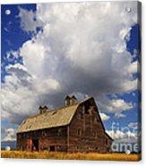 Blasdel Barn Acrylic Print