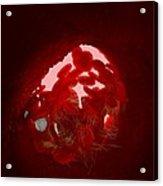 Blood Clot, Artwork Acrylic Print
