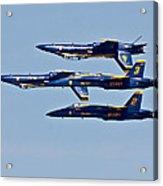 Blue Angels Acrylic Print