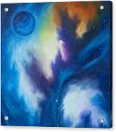 Blue Giant Acrylic Print