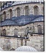 Blue Mosque 01 Acrylic Print