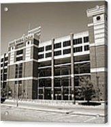 Boone Pickens Stadium Acrylic Print