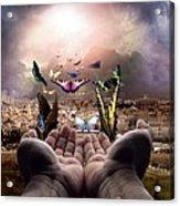 Born Again Israel Acrylic Print