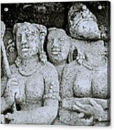 Borobudur  Acrylic Print