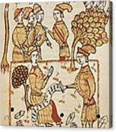Boysset, Bertrand 1355-1415. Surveyor Acrylic Print