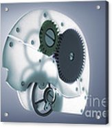 Brain Mechanism Acrylic Print