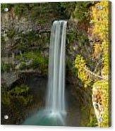 Brandywine Falls British Columbia Acrylic Print