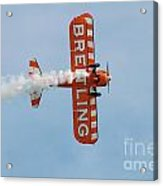 Breitling Wingwalkers Team Acrylic Print