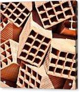 Bricks Acrylic Print