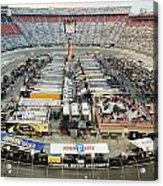 Bristol Motor Speedway Acrylic Print