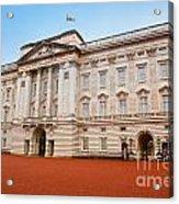 Buckingham Palace In London Uk Acrylic Print
