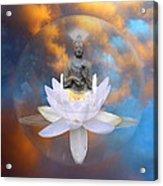 Buddha Meditation Acrylic Print