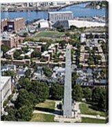 Bunker Hill Monument, Boston Acrylic Print