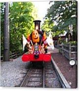 Busch Gardens - 121213 Acrylic Print