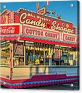 Candy Shoppe Acrylic Print