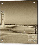 Cape Henlopen De 2 Acrylic Print