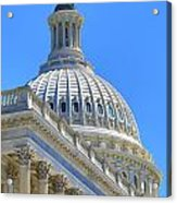 Capitol Dome Acrylic Print