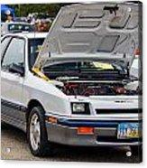 Car Show 043 Acrylic Print