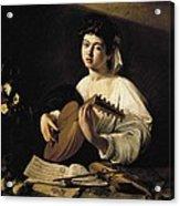Caravaggio, Michelangelo Merisi Da Acrylic Print